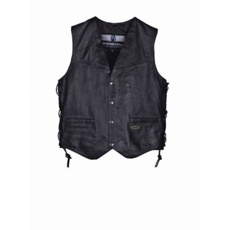 GILET WITHOUT FRANGLES