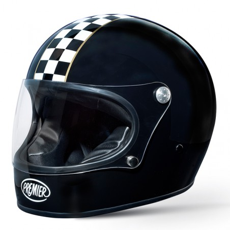TROPHY HELMET CK BLACK