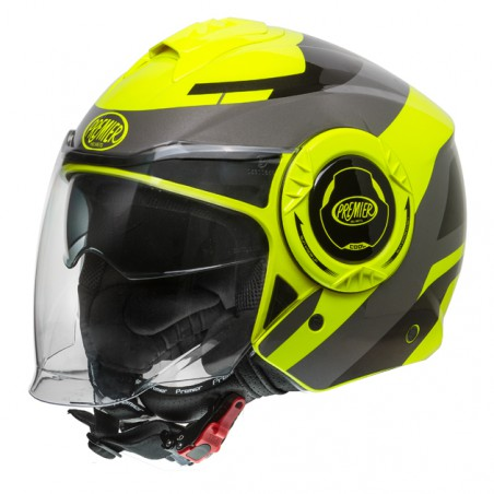 COOL HELMET OPT FLUO