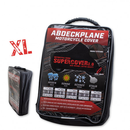 MOTORCYCLECOVER SUPERCOVER...