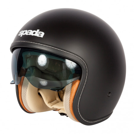 RAZE SOLID HELMET MATT BLACK